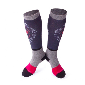 winter warm hiking compression socks